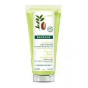 Klorane Gel de duș hidratant intensiv cu extract de Yuzu (Nourishing Shower Gel) 200 ml
