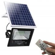 Lampa solara cu telecomada Solar Light 20W