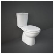 Rak Ceramics Waschbecken - Bidets Direkt Gekoppelt Wasserklosett Rak-Karla