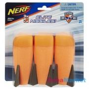 NERF N-Strike Elite: Rakéta utántöltő készlet - 3 darabos (HASBROA8951)