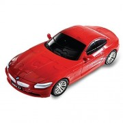 """3D PUZZLE WORKS I 60 Piece Car CRYSTAL puzzles 1:32 """"BMW Painted Red Z-4"""""""