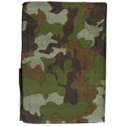 Ben Tools Groen camouflage afdekzeil / dekzeil 470 x 364 cm