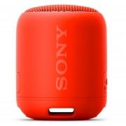 Bocina portátil SONY SRS-XB12RC Rojo/EXTRA BASS/Bluetooth