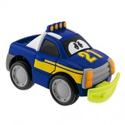 Chicco Turbo Touch Crash Derby Toy Vehicle, Blue