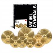 Meinl HCS Super Cymbal Set 10SP,14HH,16CR,16CH,18CR,20R