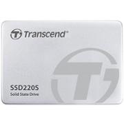 TRANSCEND TS120GSSD220S - 120GB 2.5 SSD220S, SATA3, TLC, AL