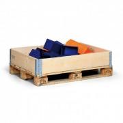 B2B Partner Nadstawka paletowa drewniana, 1200x800x200 mm