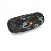JBL Charge 3 Squad Special Edition - водоустойчив безжичен спийкър с микрофон и вградена батерия, зареждащ мобилни устройства (камуфлаж)
