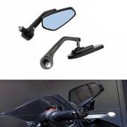 Mirror BATEL Bike Handle Bar End Gripfor Bajaj Dominar Discover Pulsar 150 180 200 220 NS Honda CB Unicorn bike-01