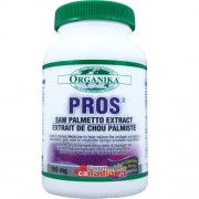 Pros Saw Palmetto Organika 160 mg 60 gelule