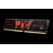 DDR4 16GB (2x8GB), DDR4 2666, CL19, DIMM 288-pin, G.Skill Aegis F4-2666C19D-16GIS, 36mj