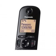 Phone, Panasonic KX-TGC210 FXB, DECT, Black (1015127)