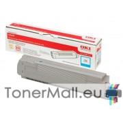 Тонер касета OKI 43487711 (Cyan)