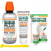 Therabreath Plus All Day Fresh Breath Pack
