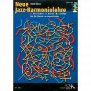 Schott Music Neue Jazz-Harmonielehre Frank Sikora, Buch/2 CDs