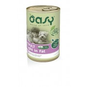 Oasy Wet Dog Patè Adult Light in Fat 400g