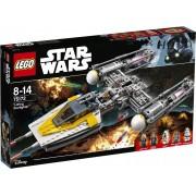 Y-Wing Starfighter Lego