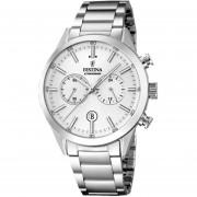 Reloj F16826/1 Plateado Festina Hombre Timeless Chronograph Festina