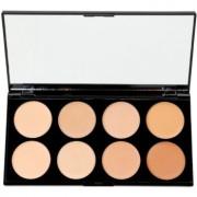 Makeup Revolution Cover & Conceal estuche de correctores tono Light - Medium 10 g