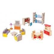 PlanToys Puppenhausmöbel Set 2