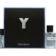 Yves Saint Laurent Y Presentset 60ml EDT + 10ml EDT
