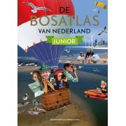 De Bosatlas van Nederland Junior   Noordhoff