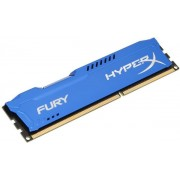 Memorie Kingston HyperX Fury Blue Series DDR3, 1x4GB, 1866 MHz