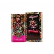 Perfume Christian Audigier Ed Hardy Corazones Y Dagas Eau De Parfum Spray Para La Mujer, 1.7 Onza 1,
