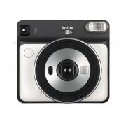 Fujifilm Kit Cámara Instantánea FUJIFILM Instax Square SQ6 (Pearl White - Obturación: 1.6-1/400 s - 2 Pilas CR02 - 62x62mm)