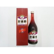 ~定期購入~ 紫甘藷から作った健康飲料 肝康酢 720ml