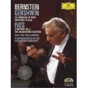 Video Delta Gershwin - Un americano a Parigi - Rapsodia in blue - DVD