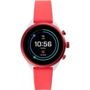 Fossil Sport Smartwatch (FTW6027) 41mm Silicon Red, B