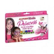 INDUSTRIAS MASATS Alpino Fiesta - Set de Maquillaje Princess