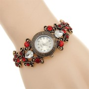Crystal Bracelet Vintage Watches