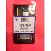 KINGSTON 8GB DDR3L 1600 8G 1.35V KCP3L16SD8/8