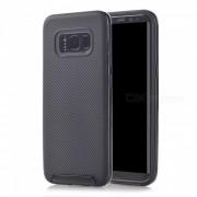 Funda protectora para PC para Samsung Galaxy S8 Plus - Negro