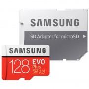 Cartão de Memória MicroSDXC Samsung Evo Plus MB-MC128GA/EU - 128GB