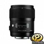Sigma 35mm Obiectiv Foto DSRL F1.4 DG HSM Art Montura Pentax