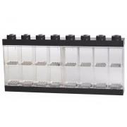 40660003 Cutie neagra pentru 16 minifigurine