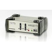Aten CS1732B - 2-Port USB KVM mit Sound