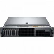 DELL EMC PowerEdge R740, Intel Xeon Silver 41081.8G,8C/16T,9.6GT/s,11M Cache,Turbo,HT85W, 16GB RDIMM 2666MT/s, 600GB 10K RPM SAS 12Gbps 512n 2.5in Hot-plug HDD, iDRAC9 Expr., PERC H330 RAID, Single