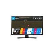Smart TV Monitor LCD LED LG 27,5'', 2 HDMI, 1 USB - 28MT49S-PS