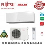 Fujitsu Climatizzatore Condizionatore Fujitsu Inverter Serie Km Asyg07kmta 7000 Btu R-32 Classe A++ – New