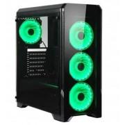 Carcasa Spire X2 Flash 7010, ATX (Negru)