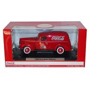 Coca-Cola Die-Cast 1940 Ford Sedan Delivery Springfield Collector's Edition 1:24 Scale