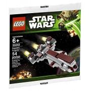 Lego (LEGO) LEGO Star Wars Republic Frigate (Mini) ?Republic Frigate - Mini polybag ?30242?