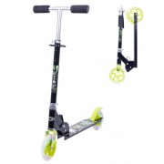 Trotineta WORKER PitBul Pro Led 145 mm-cu roti iluminate