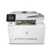 MFP, HP Color LaserJet Pro M283fdw, Color, Laser, Fax, Duplex, ADF, Lan, WiFi (7KW75A)