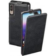 """Hama Flipcase """"Smart Case"""" voor Huawei P20, zwart"""