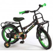 "Volare - Tropical Girls 14"" Girls Bicycle"